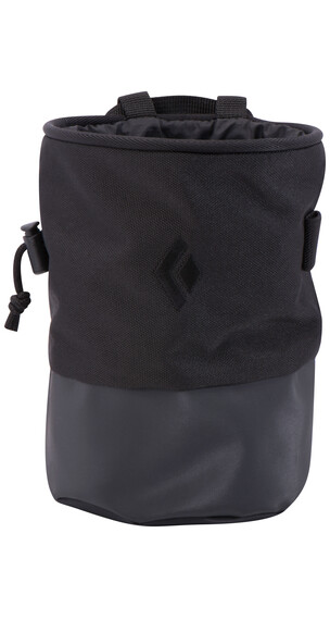 Black Diamond Mojo Zip chalkbag S/M zwart